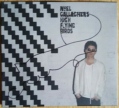 Noel Gallagher SIGNED Chasing Yesterday Album with Bonus Disc. RARE. Oasis