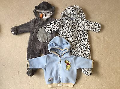 AS NEW!!  Baby Boy Winter Bundle,size 00 . ☃️☃️☃️ Excellent Used Condition