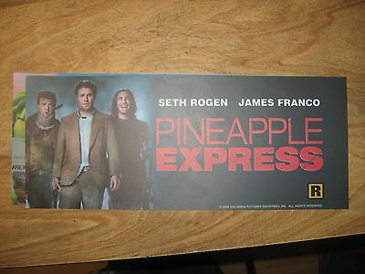 Theater Marquee Mylar Pineapple Express