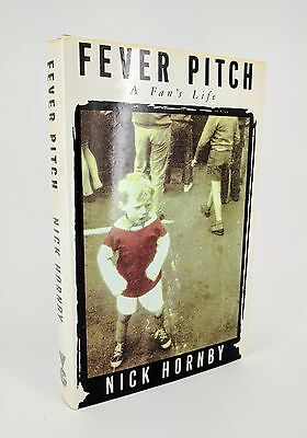 Fever Pitch by Nick Hornby - First Edition 1st/1st