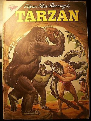 Comic Tarzan 1963 Sea Novaro