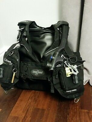 Immaculate SeaQuest Diva LX Luxury Edition BCD  M/L