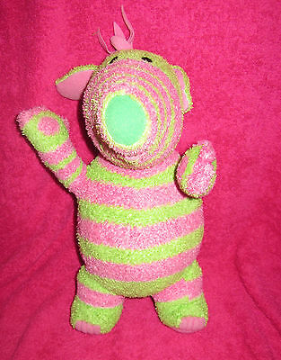 Fisher Price 2002 Mattel Fimbles Baby Pom 12 Inches Tall