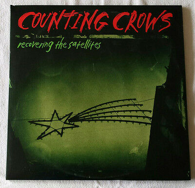 Counting Crows - Recovering The Satellites 2 x LP Original Gatefold 1996