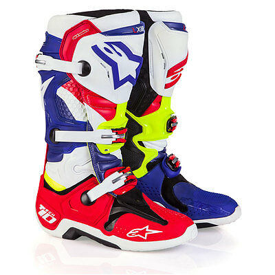 Alpinestars | Tech 10 Le Nations Limited Edition