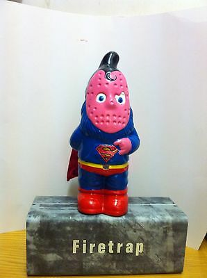 Customised Firetrap Deadly Superman Gnome