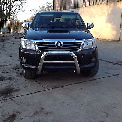 Bumper Bar To Suit Toyota Hilux 2005-2015