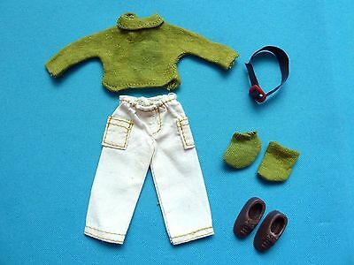 Vintage Todd Pullover And Pants #7974 (1975) Exc & Complete