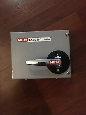 MEM 20A Switch Disconnector/isolator