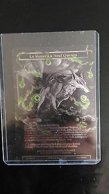 FOW - Force of Will - Lilias Petal - Uber Rare - Fr
