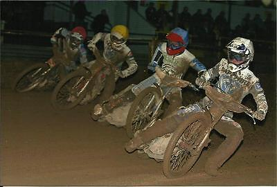 IPSWICH WITCHES v NEWCASTLE DIAMONDS - LEAGUE CUP FINAL SPEEDWAY PHOTO - 2013