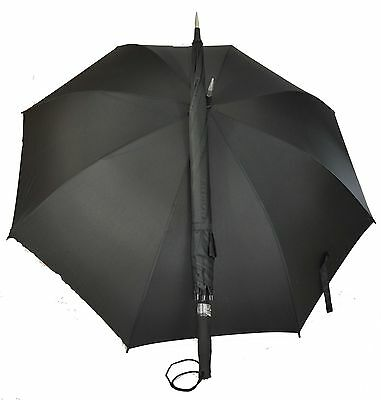 The Indestructible Umbrella Standard Model Walking Stick Straight Handle Defense