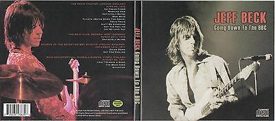 JEFF BECK Going Down To The BBC 6/29/1972  Finland 1971 CD Digi New  Cozy Powell