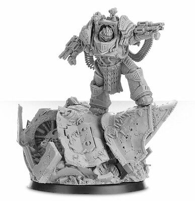 Perturabo primarch of iron warriors Forgeworld warhammer 40K heresy horus chaos