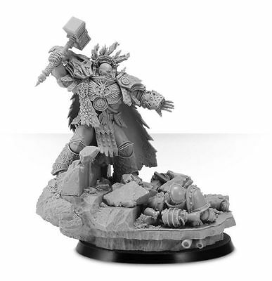 VULKAN PRIMARCH OF SALAMANDERS Forgeworld warhammer 40K heresy chaos