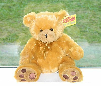 """Plush Bear Toy 13"""" Creatures Comfort Super Soft Collection by Parkdale Novelty"""