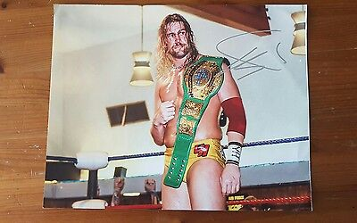 Chris Hero Autograph