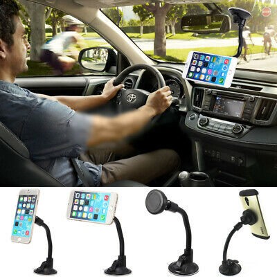 Magnetic Universal Car Dash Mount Holder Mobile Cell Phone for iPhone 6 7 GPS