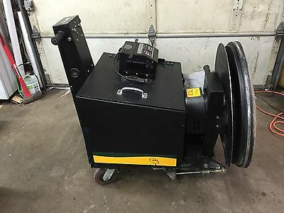 NSS Charger 2717DB battery burnisher 27-inch   Ready To Work. Under400 Hours.