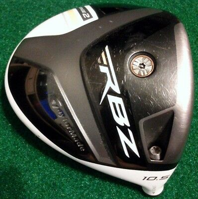 Taylormade Stage 2 10.5* Mens Right Handed Driver Head Only! Good/very Good!