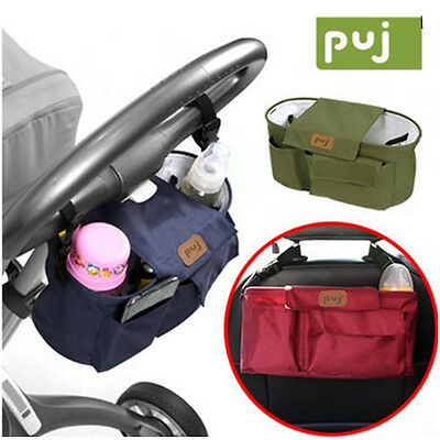Stroller bag Car storage Holder Organizer