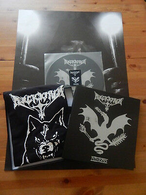 Arckanum - Antikosmos - Vinyl Box lim500 PicLP, Longsleeve, Patch &Poster sealed