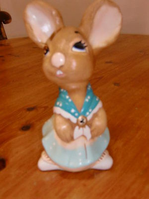 "PENDELFIN ""Mother Rabbit""Rare Vintage APPROX 1960"