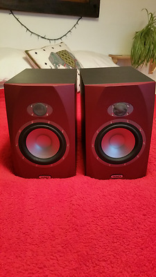 Pair of Tannoy Reveal 6 6P Passive Studio Reference Monitors