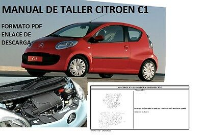Citroen C1 Peugeot 107 Toyota Aygo Manual De Taller Pdf Download Español