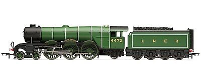 """Hornby Railroad LNER 4-6-2 """"Flying Scotsman"""" A1 Class R3086 - Free Shipping"""
