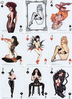 """Great Pack of """"Lovely Ladies - Olivia"""" Playing Cards"""