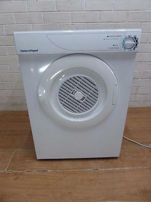 VGC / LIKE NEW CONDITION FISHER & PAYKEL AD39 3.5kg Clothes Dryer