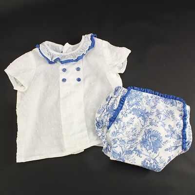 TARTALETA Baby Girls Set Spanish Outfit 18 m (86) 0447 Party Wedding