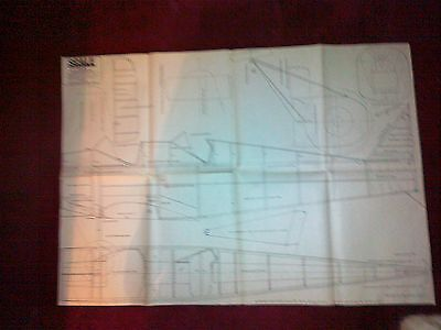 Nicholas Beazley Nb4 1930S Light Plane Scale Plan