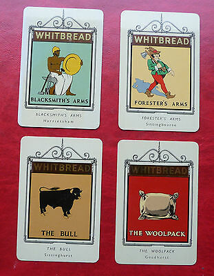 Whitbread Inn Signs  Second Series  No   25 -38 -40 -43