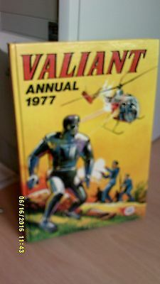 Valiant Annual. 1977. Almost mint