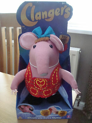 Clangers Whistle And Dance Mother