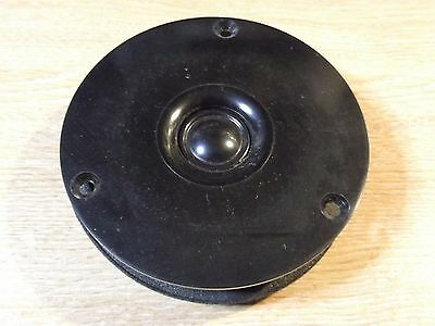 Kef T-27 HF tweeter speaker drive unit, 8 Ohms, used