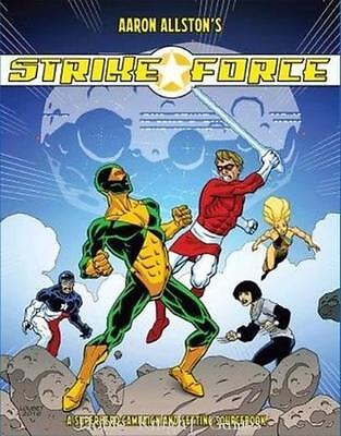 Hero Hero System 6th Ed Aaron Allston's Strike Force HC SW