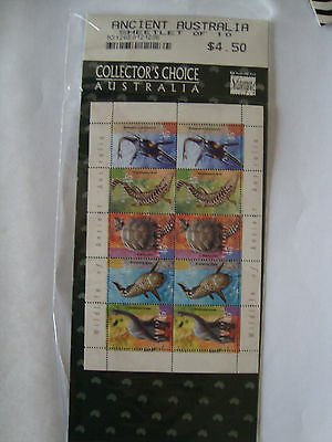 Collection Of Mint Australian Stamps Brand New Presentation Pack