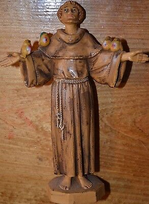 1985 Fontanini Depose Italy St. Francis of Assisi #655