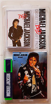 Michael Jackson - Bad cassette gift pack