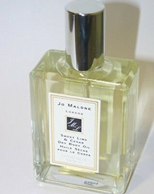 Jo Malone Sweet Lime And Cedar Dry Body Oil