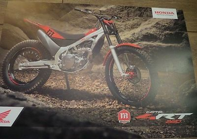 2015 Montesa Cota 4RT 260 Trials Motor Bike Motorbike Brochure