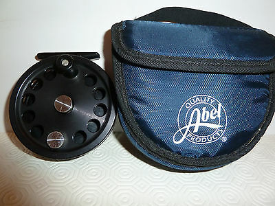 Abel X-Stream Fly Fishing Trout Reel 7-8-9 Wt (#7/8/9)  - Excellent Condition