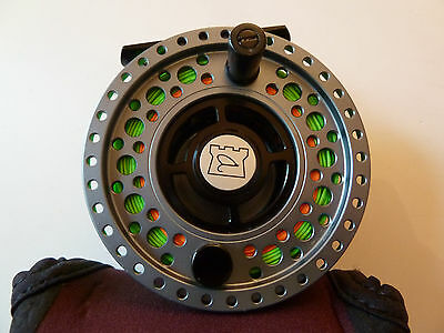 HOUSE OF HARDY MLA 325 TROUT REEL w/ FLY LINE