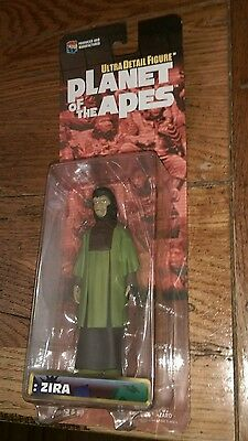Medicom Toy brand Planet Of The Apes Zira Ultra Detail Action Figure new NIB Toy