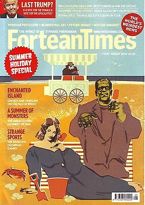 Fortean Times FT 343 (August 2016)