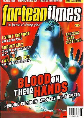 Fortean Times FT 96 (March 1997)