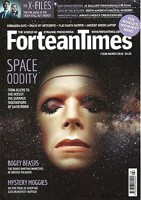Fortean Times FT 338 March 2016